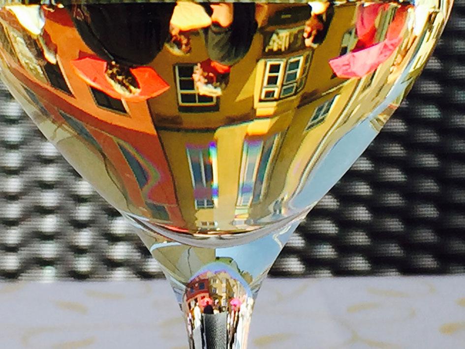 Insbruck wine glass